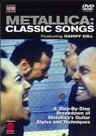 Metallica:-Classic-Songs-Guitar-(DVD)