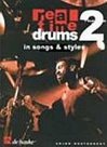 Real-Time-Drums-2-In-Songs-&-Styles-(Level-2)-(Boek-CD)