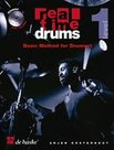 Real-Time-Drums-1-Basic-Method-For-Drumset-(Level-1)-English(Book-CD)