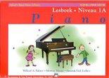 Alfreds-Basic-Piano-Library-Lesboek-Niveau-1A-(Boek-CD)