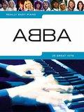 Really Easy Piano: Abba (Book)_4
