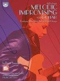 Melodic Improvising For Guitar (Book/CD)_4