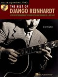 Guitar Signature Licks: The Best of Django Reinhardt (Book/CD)_4