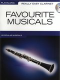 Really Easy Clarinet: Favourite Musicals (Book/CD)_4