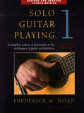 Frederick Noad: Solo Guitar Playing Volume 1 - Fourth Edition (Book)_4
