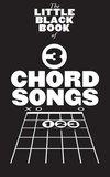 The Little Black Book of 3 Chord Songs (Akkoorden Boek) (19x12cm)_4