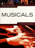 Really Easy Piano: Musicals - 20 Show Favourites (Book)_4
