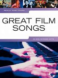 Really Easy Piano: Great Film Songs (Book)_4