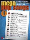 Mega Pop Songs 1 (Boek)_4