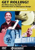 Get Rolling! An Ultra-Easy, No-Fail Introduction to Bluegrass Banjo (DVD)_4