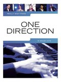 Really Easy Piano: One Direction (Book)_4
