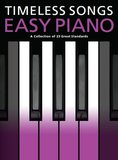 Timeless Songs For Easy Piano (Boek)_4
