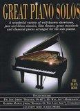 Great Piano Solos - The Black Book (Boek)_4