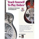 Alfred's Teach Yourself to Play Dobro (Book/CD)_4