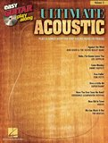 Easy Guitar Play-Along Volume 5: Ultimate Acoustic (Book/CD)_4
