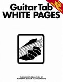 Guitar Tab White Pages (Book)_4