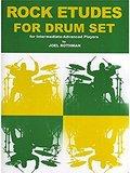 Joel Rothman: Rock Etudes For Drum Set (Book)_4