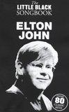 The Little Black Songbook: Elton John (Akkoorden Boek) (19x12cm)_4