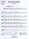 Blues Play Along Volume 6: Jazz Blues (Book/CD) (C, Bes, Es instrumenten)_4