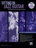 Sitting In Jazz Guitar (Book/DVD)_4