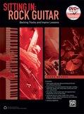 Sitting In Rock Guitar (Book/DVD)_4