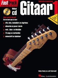 FastTrack Gitaar 1 (Boek/CD)