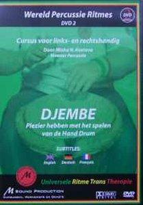 Djembe 2, Wereld Percussie Ritmes (DVD)