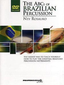 Ney Rosauro: The ABCs Of Brazilian Percussion (Book/DVD)