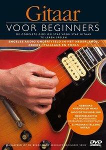 Gitaar Voor Beginners (DVD/Boekje)