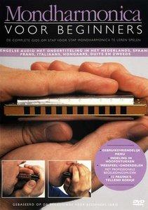 Mondharmonica Voor Beginners (DVD/Boekje)