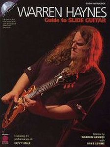 Warren Haynes: Guide To The Slide Guitar (Book/CD)
