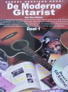 De Moderne Gitarist - Boek 1 (Boek/CD)