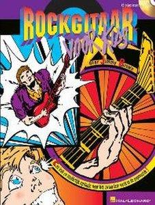 Rockgitaar voor Kids (Boek/CD)