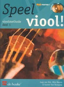 Speel Viool! Deel 1 (Nederlandse versie) (Boek/2 CD)