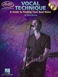 Musicians Institute: Dena Murray - Vocal Technique - A Guide To Finding Your Real Voice (Book/CD)