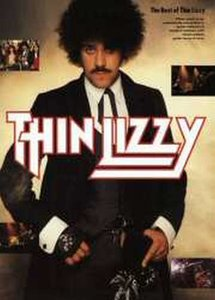 The Best Of Thin Lizzy (Book)