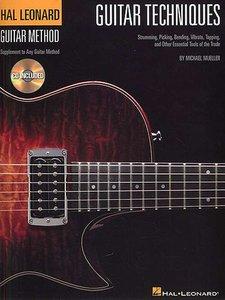 Hal Leonard Guitar Method: Guitar Techniques (Book/CD)