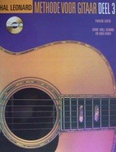 Hal Leonard Methode voor Gitaar Deel 3 (Boek/CD)