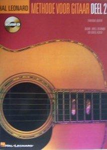 Hal Leonard Methode voor Gitaar Deel 2 (Boek/CD)