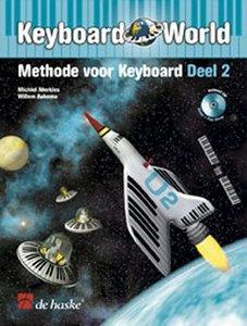 Keyboard World Deel 2 (Boek/CD)