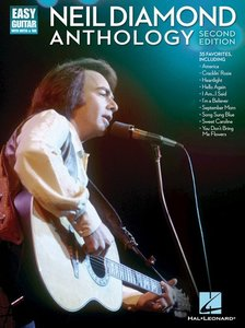 Easy Guitar: Neil Diamond Anthology (Book)