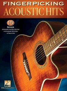 Fingerpicking Acoustic Hits (Book)