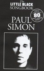 The Little Black Songbook: Paul Simon (Akkoorden Boek) (19x12cm)