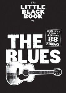 The Little Black Songbook: Blues (Akkoorden Boek) (19x12cm)