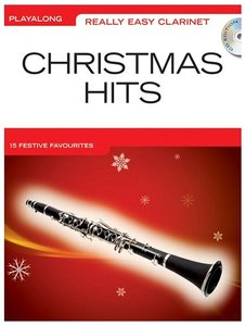 Really Easy Clarinet: Christmas Songs (Book/CD)