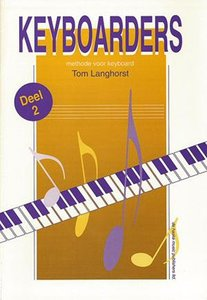 Keyboarders 2 - Tom Langhorst (Boek)