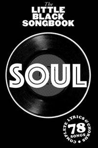 The Little Black Songbook: Soul (Akkoorden Boek) (19x12cm)