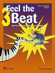 Feel The Beat 3 - Fons van Gorp (Boek)