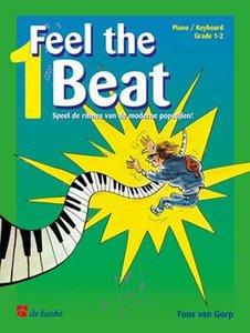 Feel The Beat 1 - Fons van Gorp (Boek)