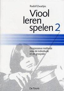Viool Leren Spelen 2 - Rudolf Zwartjes (Boek)